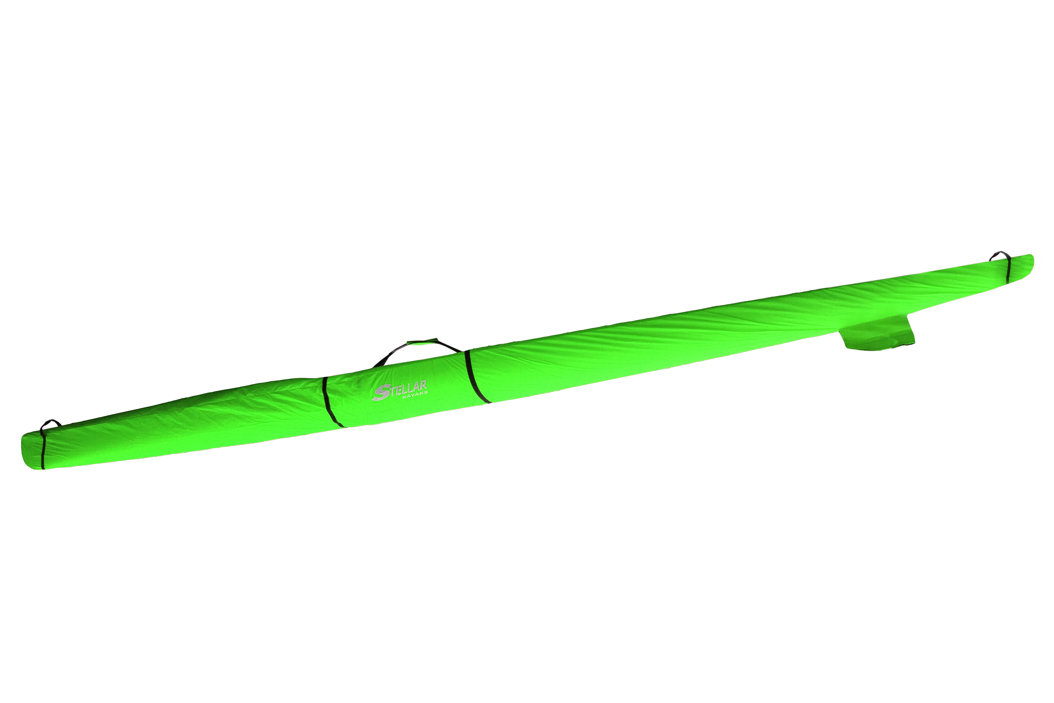 Boat Cover Green Fluoro