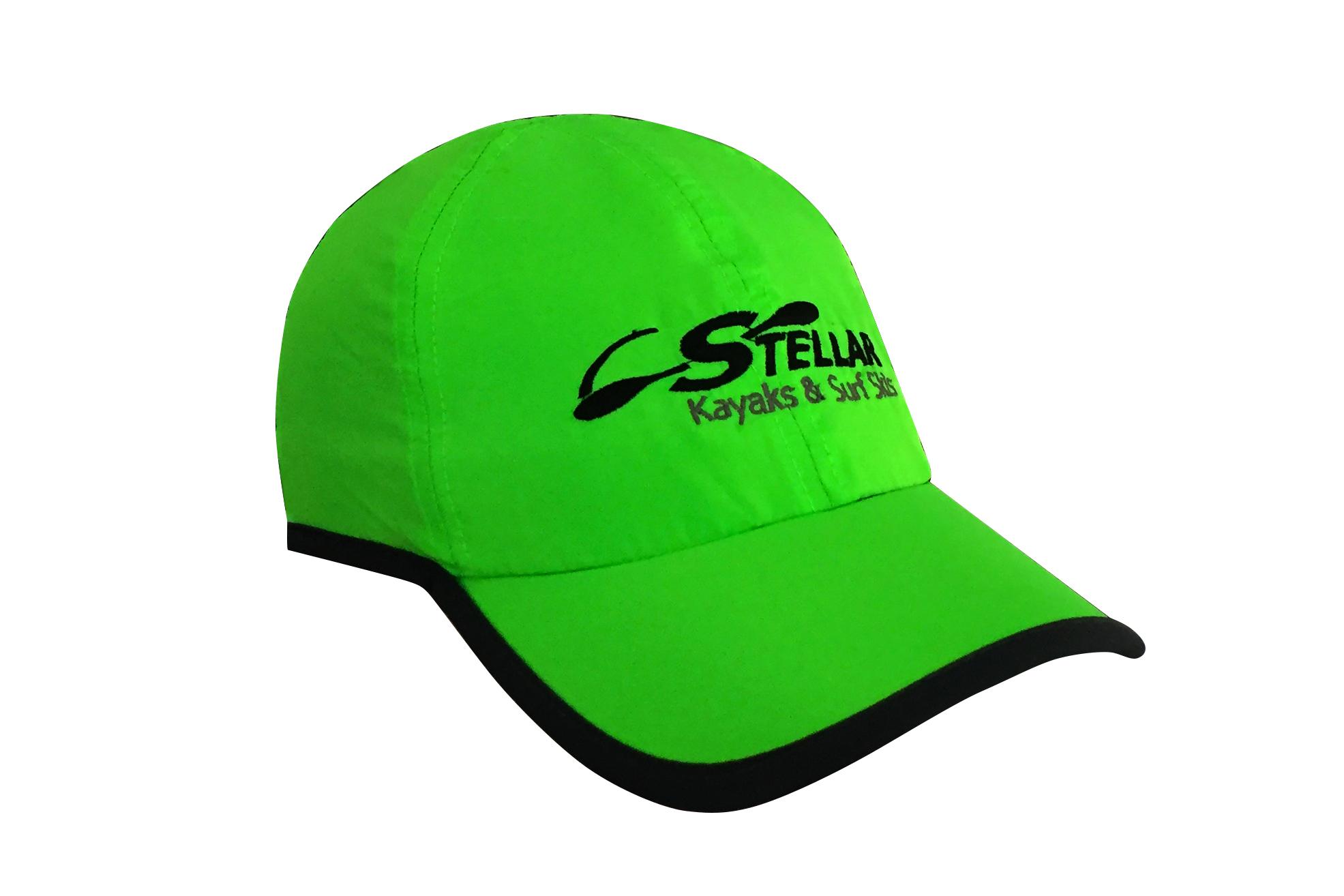 Green Fluoro Hat