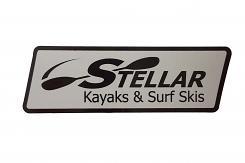 Stellar Sticker Silver