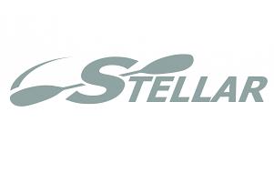 Stellar Decal Silver 48cm