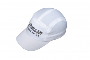 Wicking Hat White