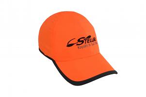 Orange Fluoro Hat