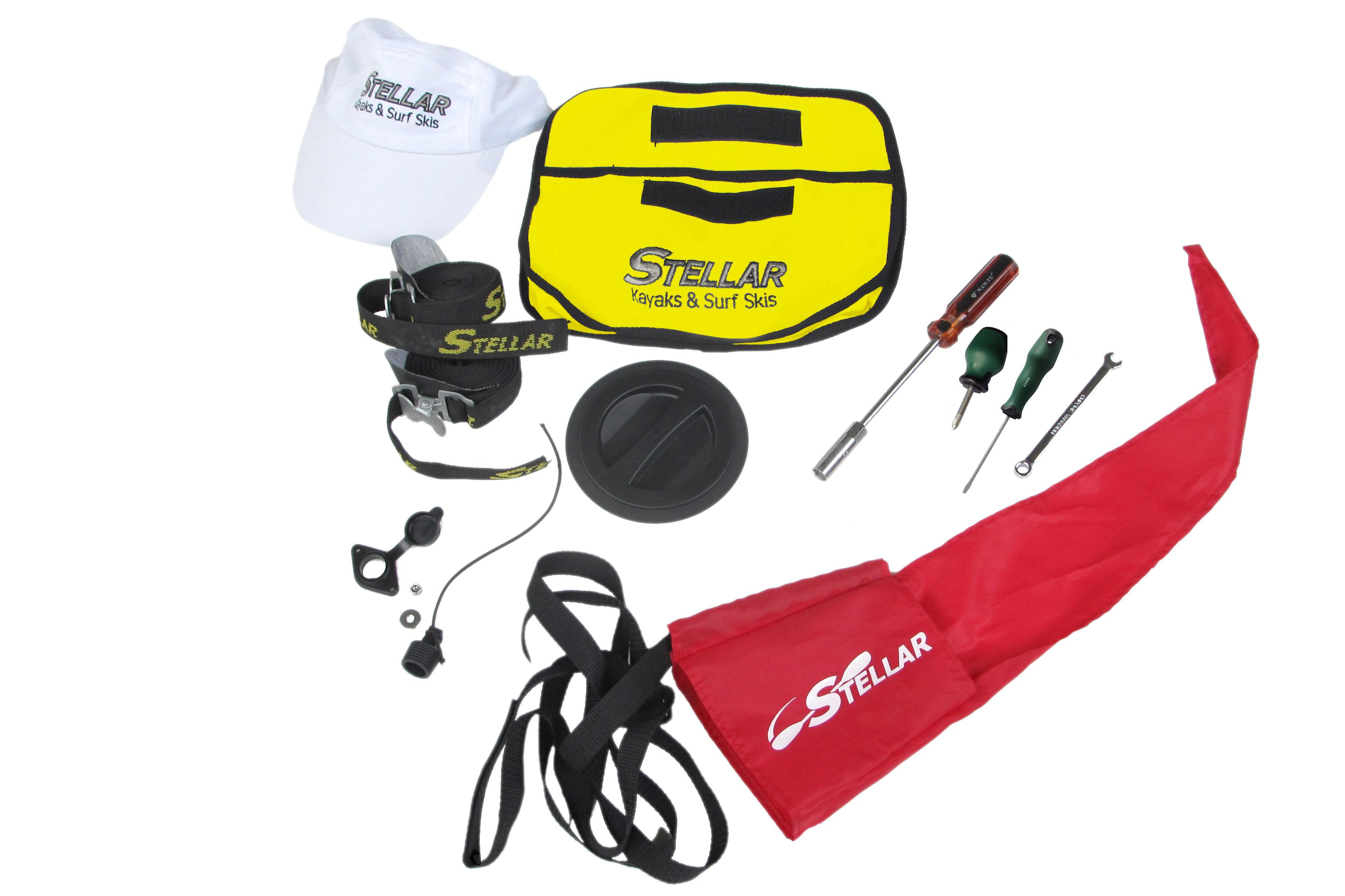 Ski Spare Parts Bag