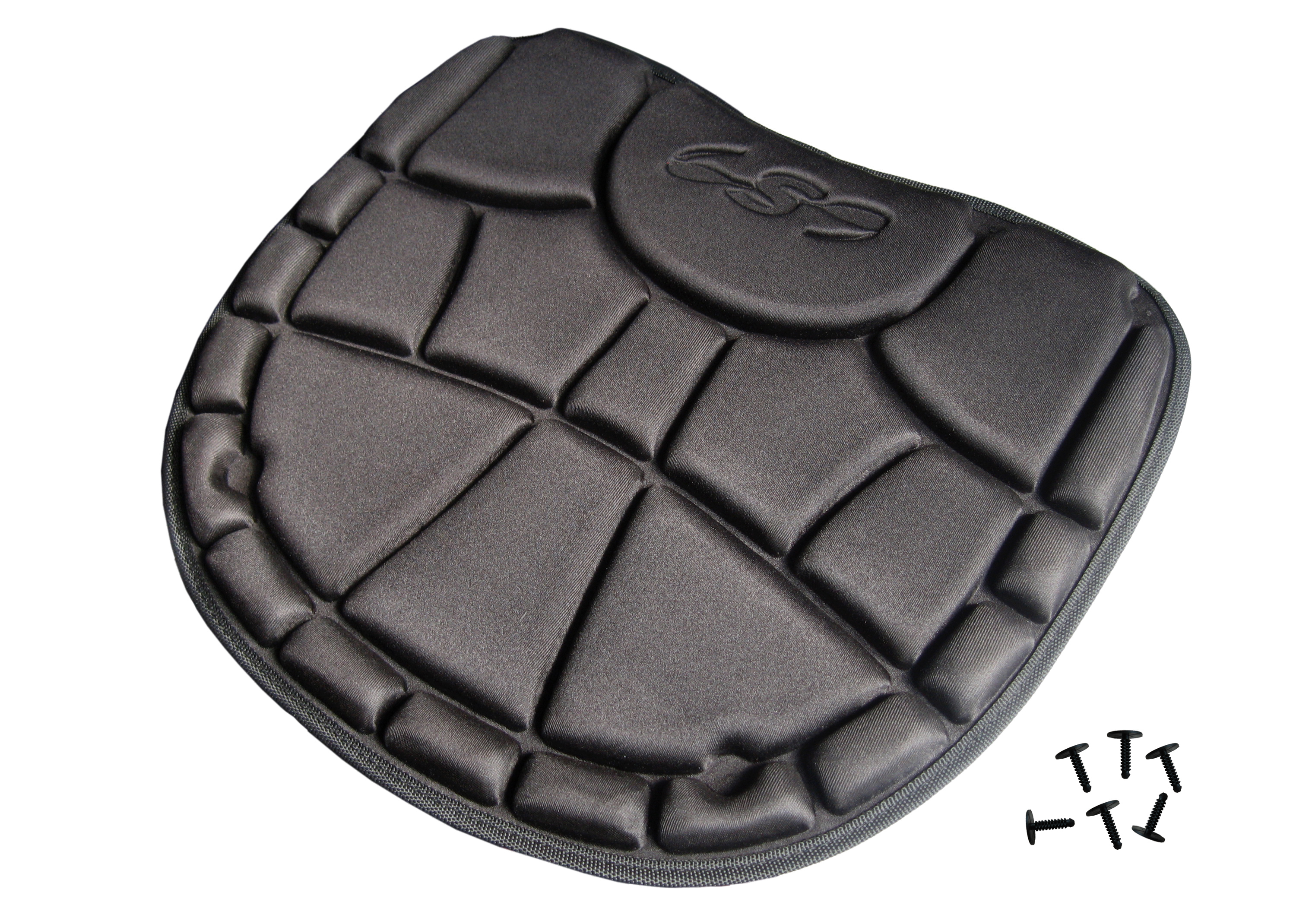 Foam Seat Pad with Clips - Touring