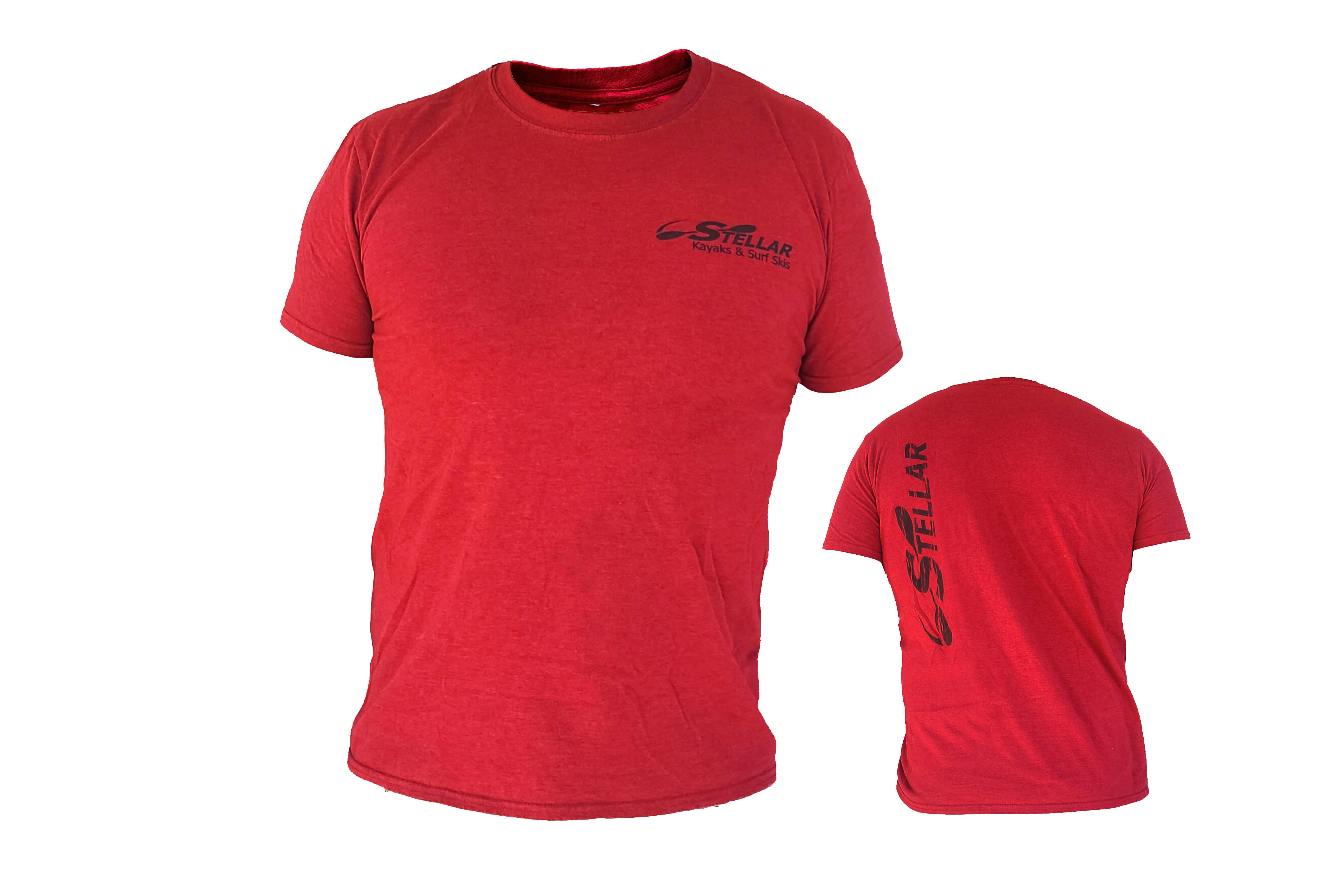 Cherry Red SoftStyle T Shirt