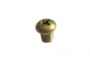 M5 Brass Pan Head Screw