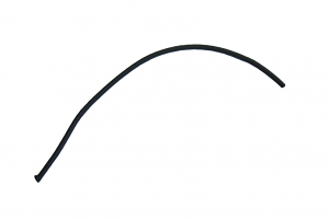 2.3mm Bungee Cord (black)