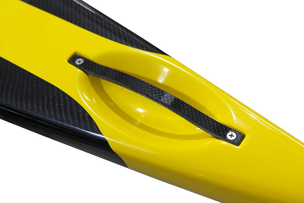 Carbon Stern Handle
